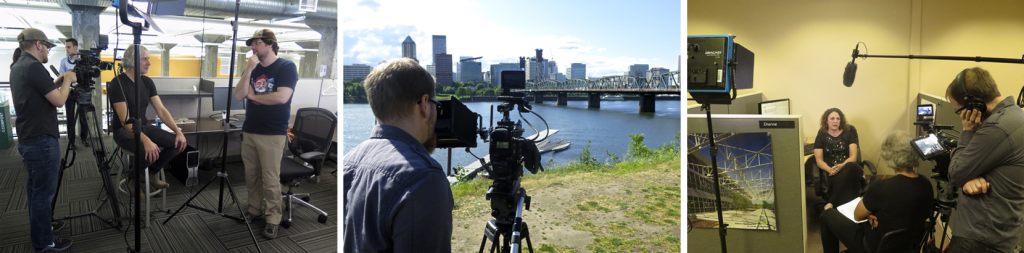 Portland video production services